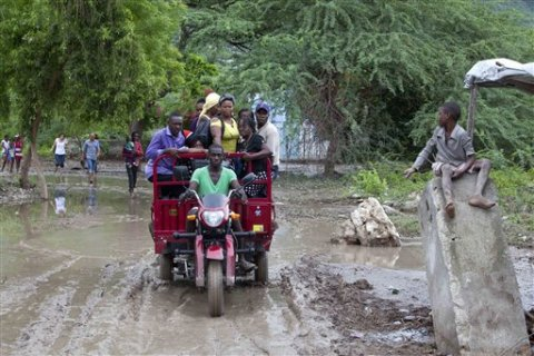 "State of emergency in Dominica after ""Erika"" killed at least 31 people"