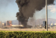 Boeing 777 on fire at McCarran Airport, Las Vegas