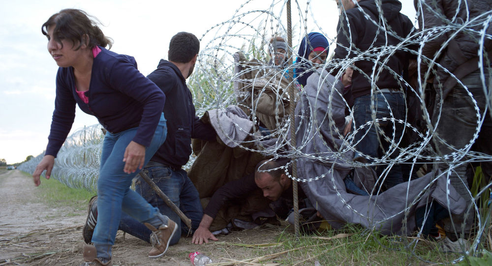 Hungarian Prime Minister is asked to stop any violence against the refugees