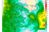 Ex-hurricane Joaquin could hit Spain and France in the next days