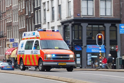 Why there is a paramedics' strike in Netherlands? | Emergency Live 5