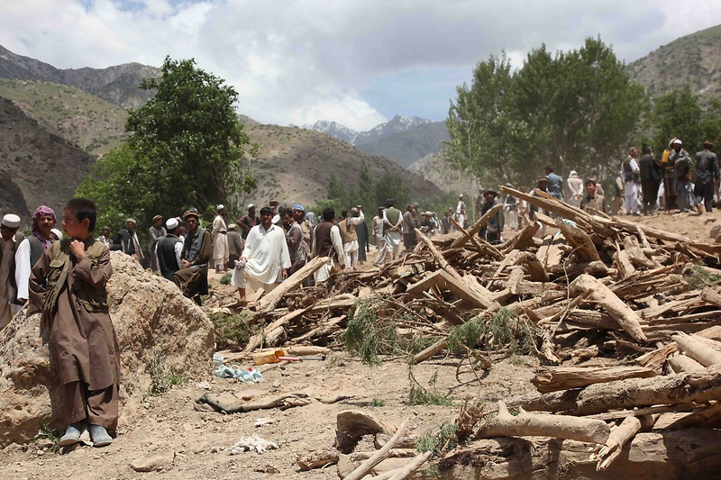 Earthquake injures over 2000 people in Afghanistan and Pakistan: ICRC launch the online tracing site
