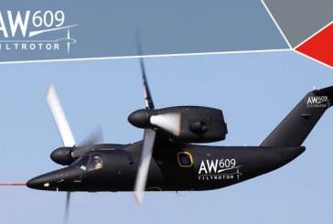 Italy, an AW609 has crashed near Torino, killing two pilots