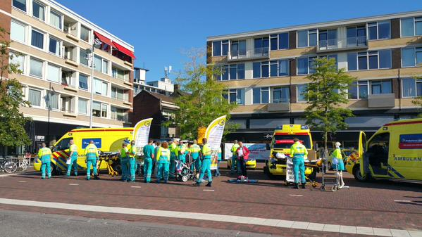 Emergency Live | Por que há uma greve de paramédicos na Holanda? imagem 12