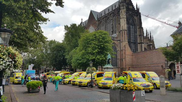Why there is a paramedics' strike in Netherlands? | Emergency Live 7