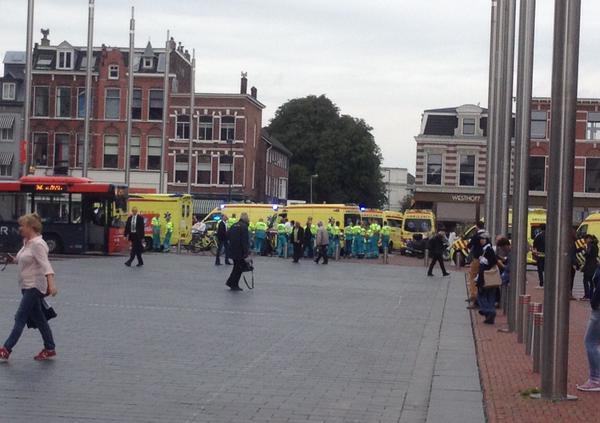 Emergency Live | Por que há uma greve de paramédicos na Holanda? imagem 10