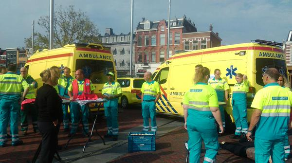 Why there is a paramedics' strike in Netherlands? | Emergency Live 11