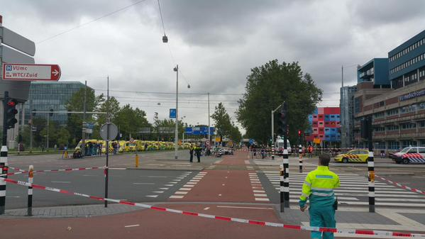 Why there is a paramedics' strike in Netherlands? | Emergency Live 3