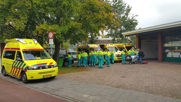 Emergency Live | Por que há uma greve de paramédicos na Holanda? imagem 4