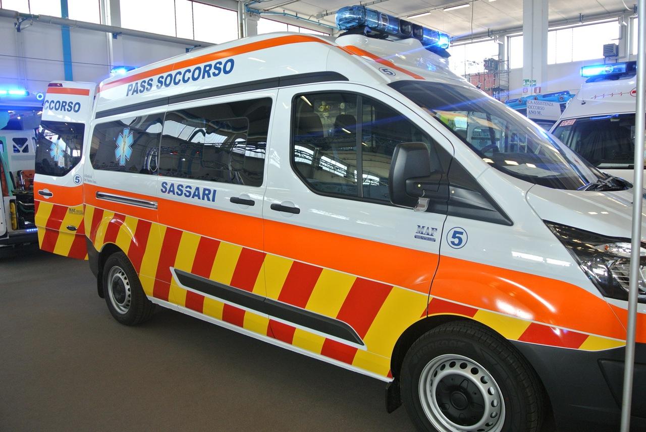Emergencia en vivo | MAF Special Vehicles, ambulancias para todos los servicios de EMS en Europa image 19