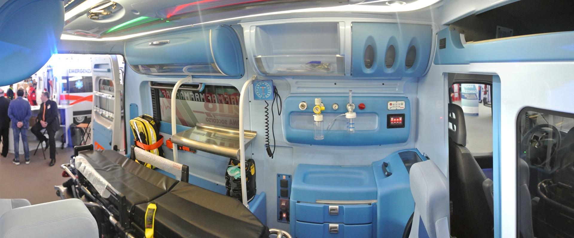 Emergencia en vivo | MAF Special Vehicles, ambulancias para todos los servicios de EMS en Europa image 1