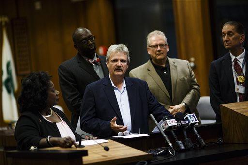 Public health emergency declared due to lead in Flint water