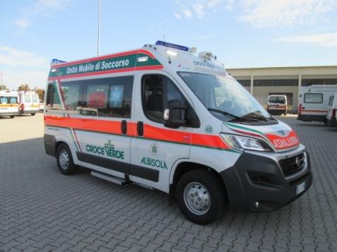 Emergencia en vivo | MAF Special Vehicles, ambulancias para todos los servicios de EMS en Europa image 9