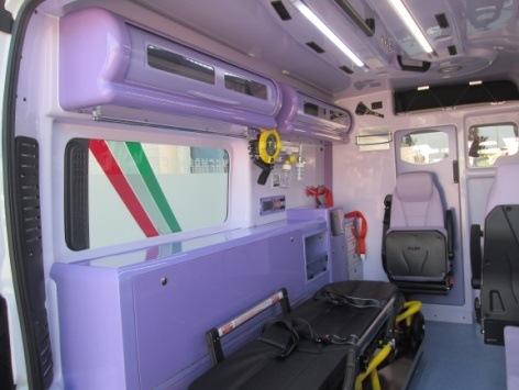 Emergencia en vivo | MAF Special Vehicles, ambulancias para todos los servicios de EMS en Europa image 10