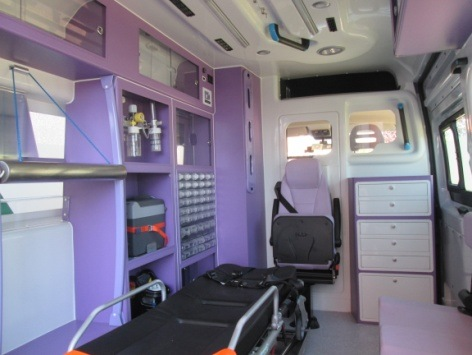 Emergencia en vivo | MAF Special Vehicles, ambulancias para todos los servicios de EMS en Europa image 8
