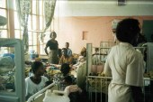 Availability of resources for emergency care at a second-level hospital in Ghana: A mixed methods assessment