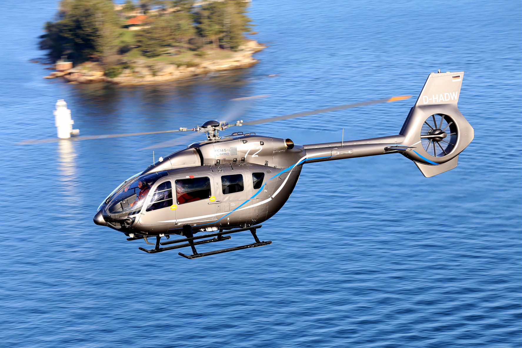 Airbus Helicopters maintains civil market lead and sees commercial success for new products in 2015