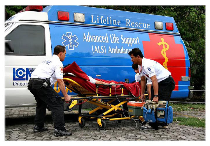 Globe-ambulansya