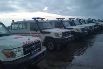 Where are the Sierra Leone's Ambulances?