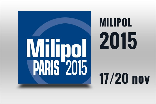 Milipol Paris 2015 will open tomorrow Tuesday 17 November 2015