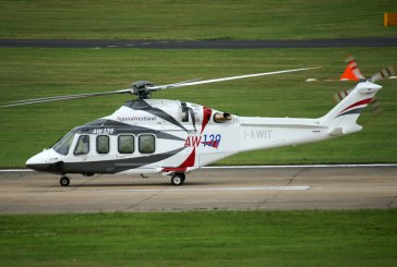 Agusta Westland is now Finmeccanica Helicopters