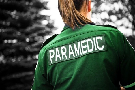 Rate of paramedics leaving ambulance service nearly doubles