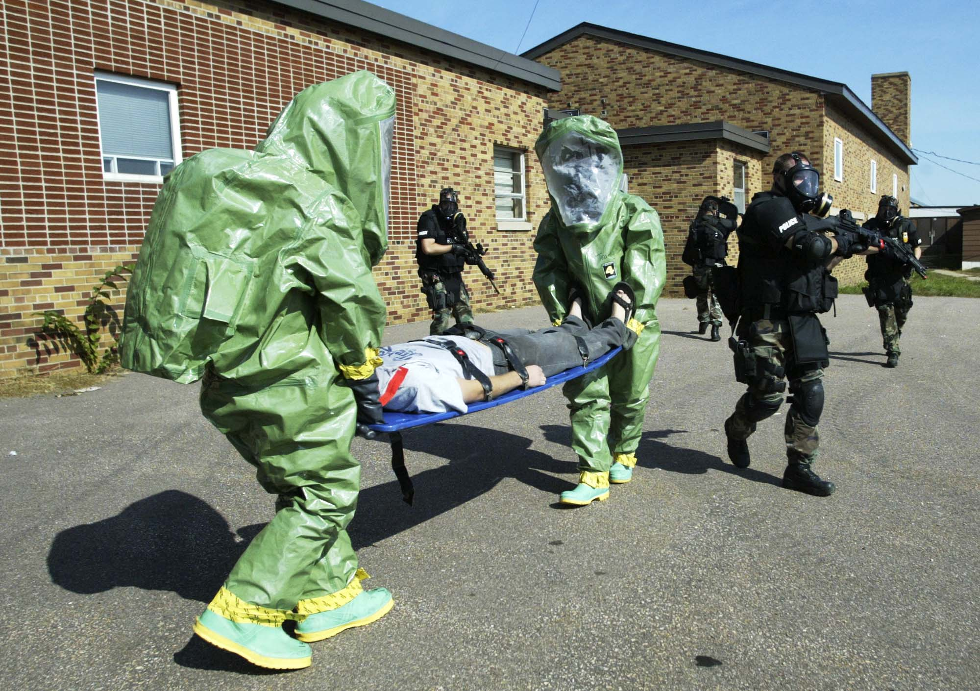 Bioterrorism and Public Health Service: Defining Management and Treatment Systems