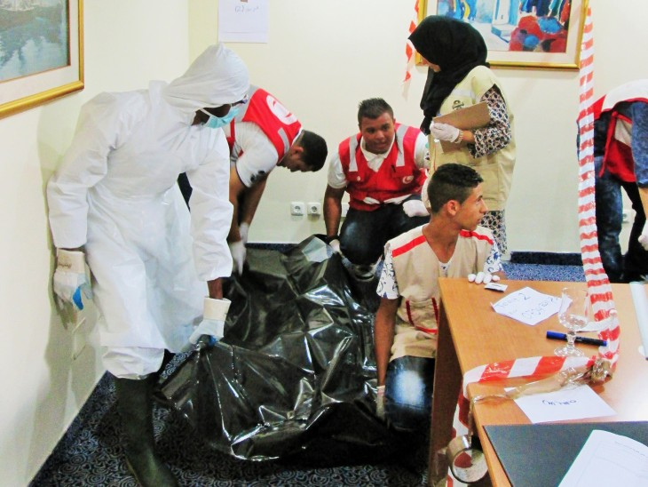 libya-tunisia-libyan-red-crescent-dead-body-management