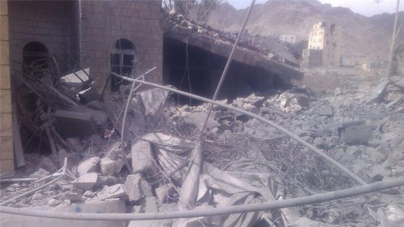 Third MSF health facility bombed in Yemen