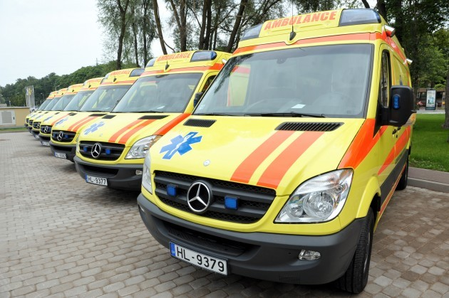 Latvia's Norde company to contest results of ambulance car tender at court