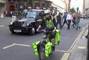 Cycle Responder, a simple way to save lives in busy areas