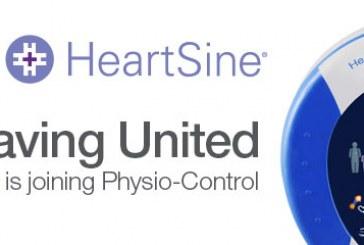 Physio-Control to Acquire HeartSine