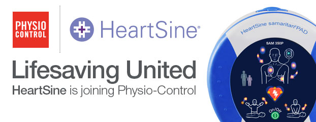 Physio-Control to Acquire HeartSine