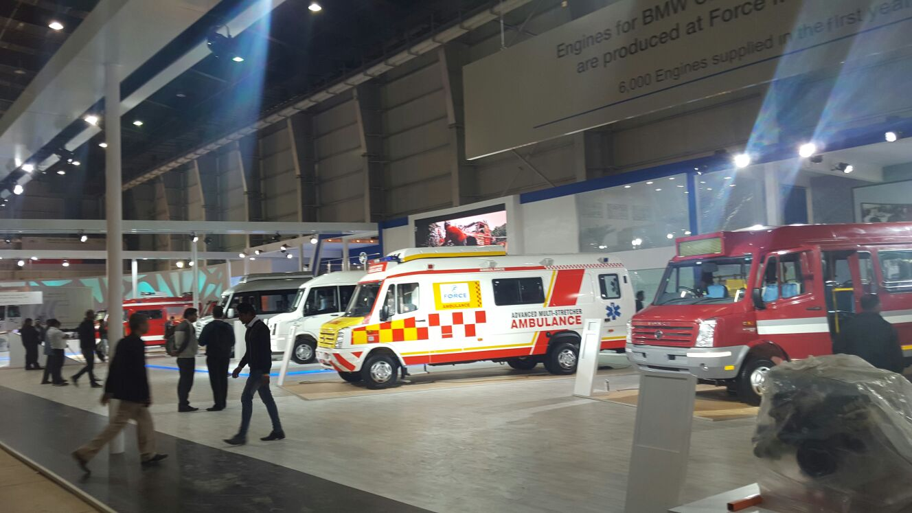 Automotive welcome a new segment: Ambulances and Emergency Vehicles | Emergency Live 13