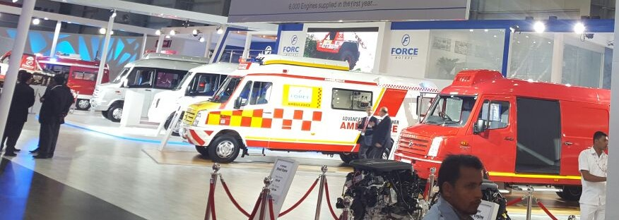 Automotive welcome a new segment: Ambulances and Emergency Vehicles | Emergency Live 1