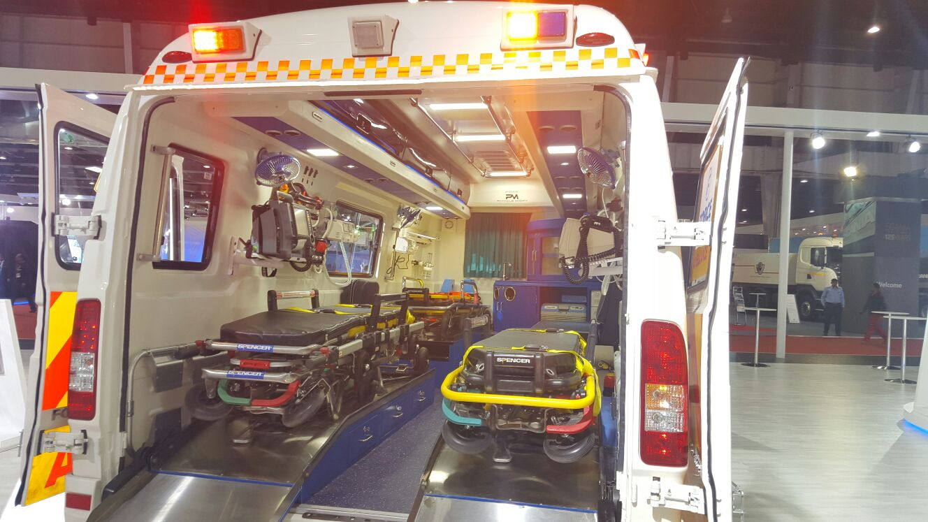Automotive welcome a new segment: Ambulances and Emergency Vehicles | Emergency Live 10