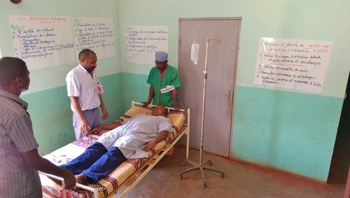 The clinical practice of emergency medicine in Mahajanga, Madagascar