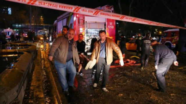 Ankara, death toll of the terroristic attack rise 34 – live update