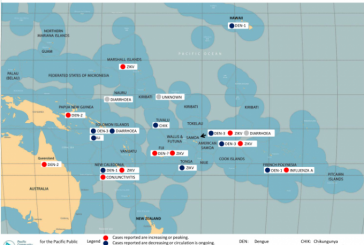 Epidemic and emerging disease alerts in the Pacific region