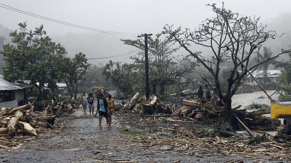 International community urged to give generously to Fiji Cyclone Winston emergency response