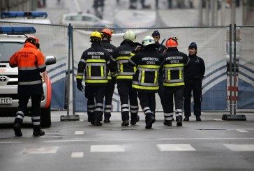 The extraordinary men and women that saves people in Brussels