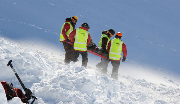 #avalanchegeek – the Avalanche Survival Curve, how to reduce avalanche deaths