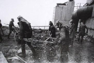 Chernobyl, remembering brave Firemen and forgotten heroes