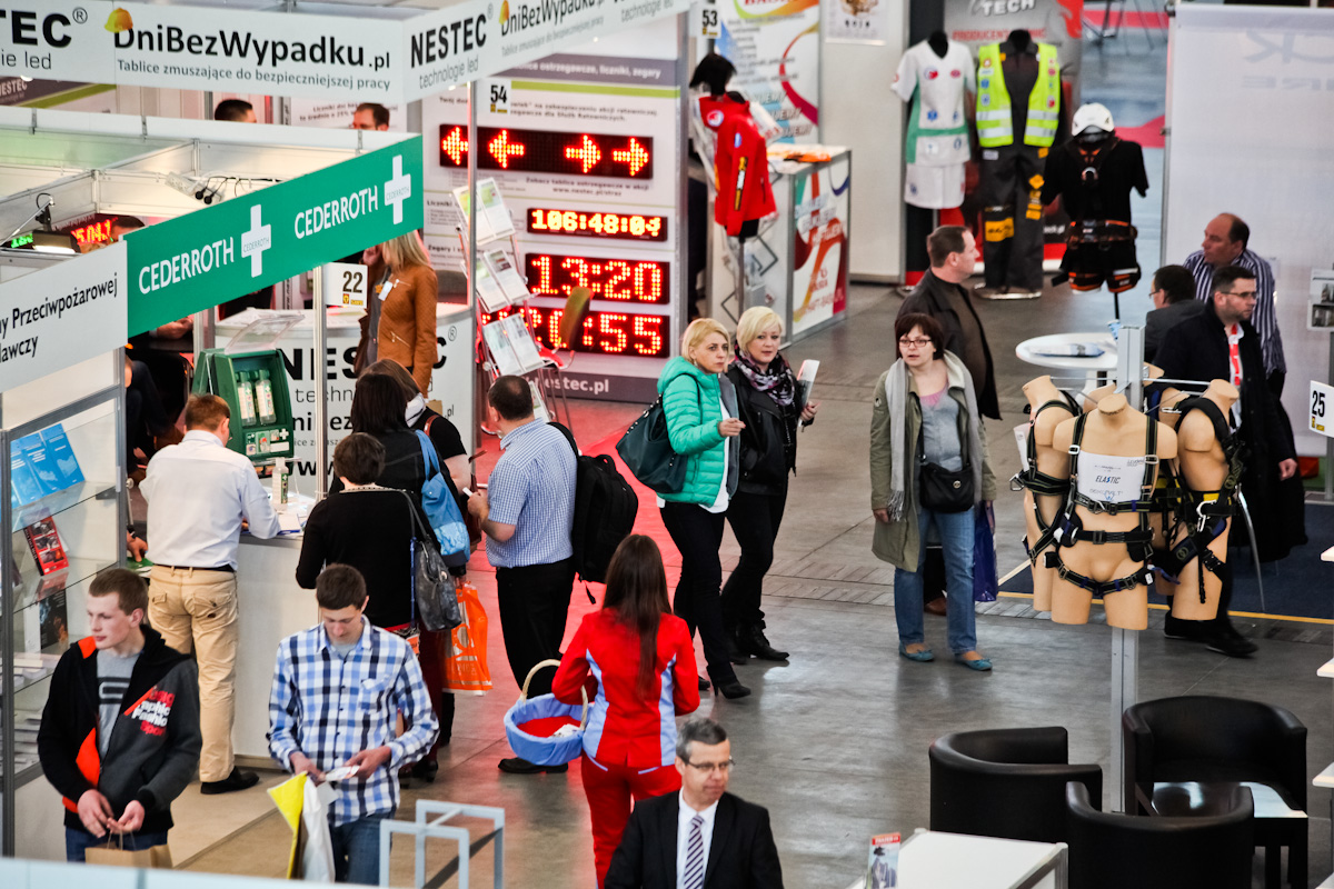 Emergency Live | SAWO International Fair: When it comes to work safety, it can only be Poznań image 5