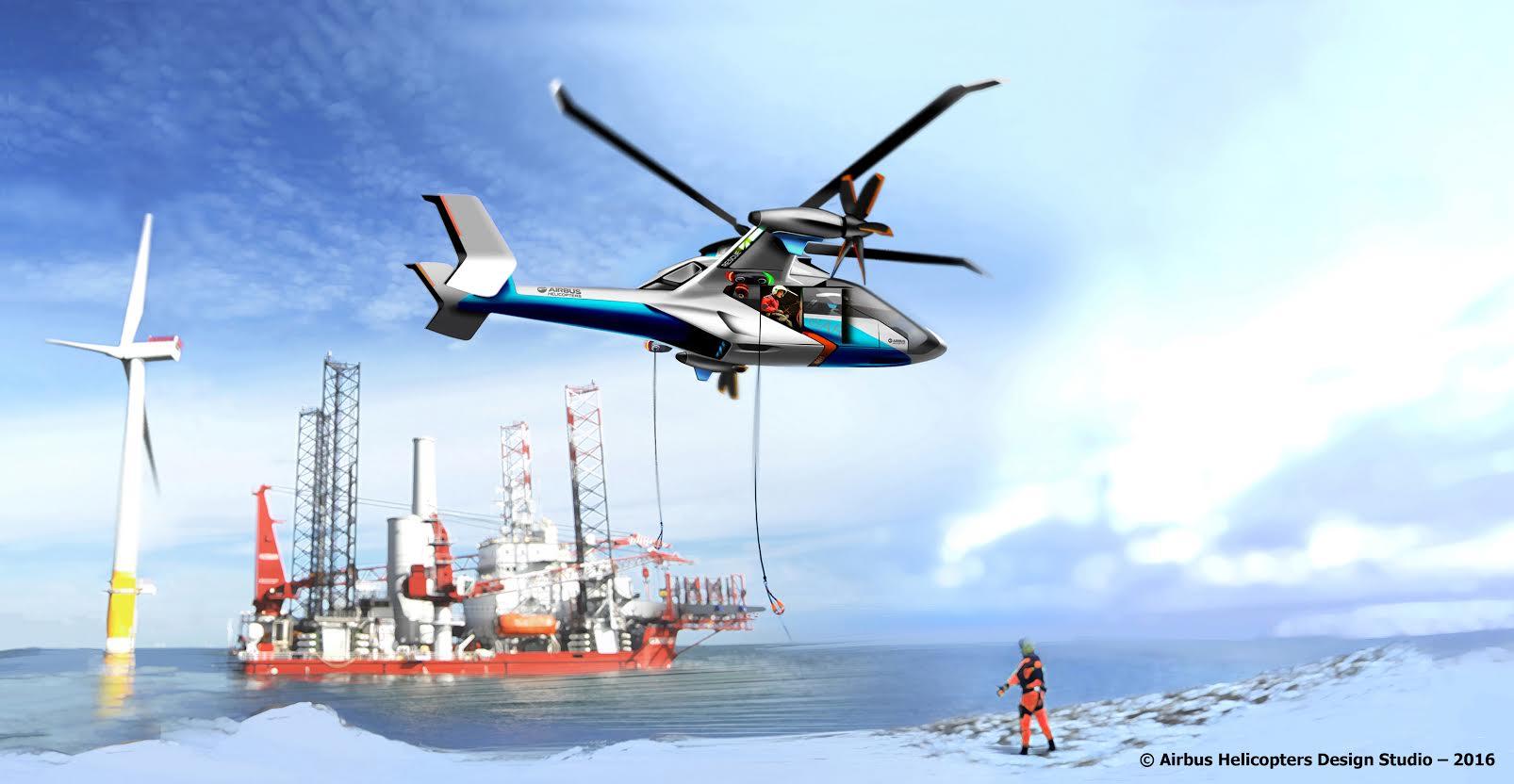 Emergencia en vivo | Airbus Helicopters avanza el demostrador eficiente de helicópteros Clean Sky 2 de alta velocidad - Imagen de la galería 1