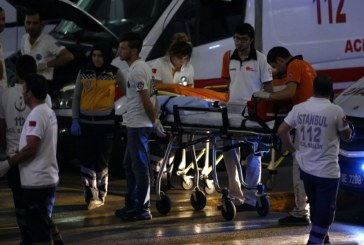 Daesh bombing attack in Istanbul: at least 36 deaths in Atatürk airport, officials says – LIVETWEET