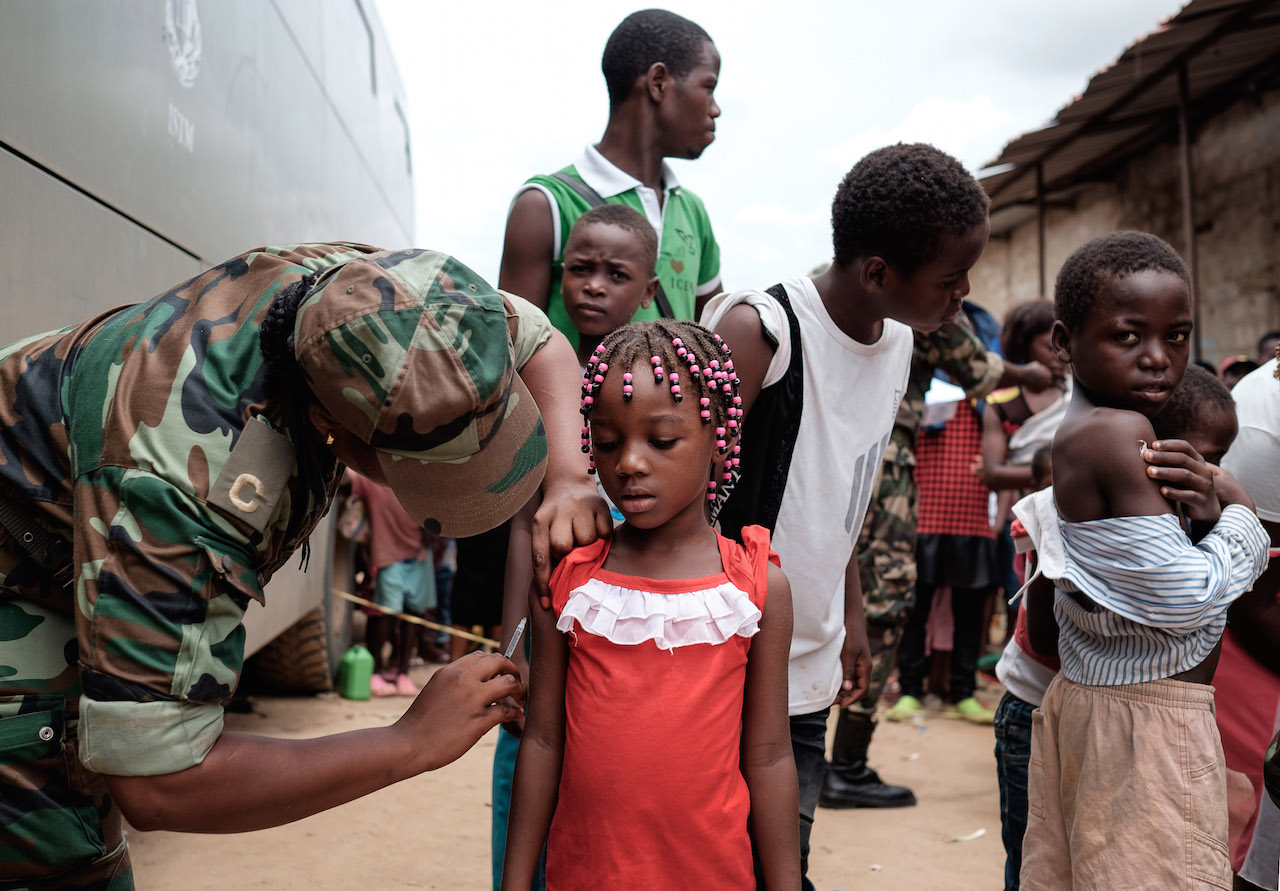 Red Cross calls for immediate scale-up in response to deadly yellow fever outbreak in Angola