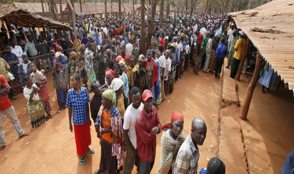 Nyarugusu refugee camp_tanzania
