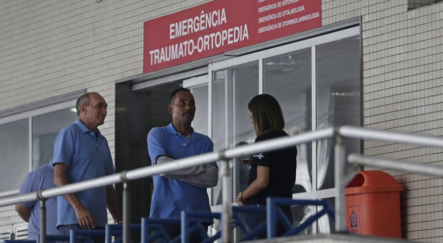 Shootout in a hospital of Rio – Now worries for safety during the Olympics