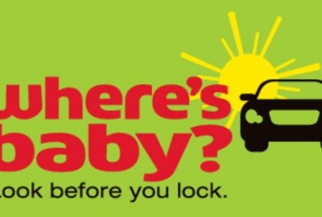 Where's baby? – The American campaign to avoid forgotten children into cars